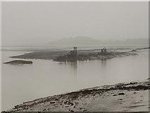 SJ3681 : River Mersey, Eastham Sands by David Dixon
