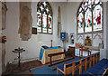 TL3844 : All Saints, Melbourn - South chapel by John Salmon