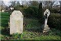 TL3746 : Holy Trinity, Meldreth - Churchyard by John Salmon
