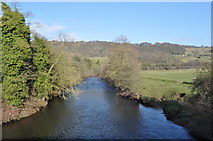 SK3057 : The River Derwent by Ashley Dace