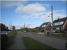 TA0609 : St. Barnabas Road, Barnetby le Wold by Jonathan Thacker