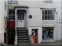 NY3704 : Shop in Church Street, Ambleside by David Hillas