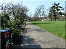 SU4212 : Southampton's splendid parks (67) by Basher Eyre