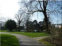 SU4212 : Southampton's splendid parks (76) by Basher Eyre