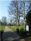 SU4212 : Southampton's splendid parks (85) by Basher Eyre