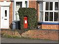 SP1955 : Clopton Road postbox ref. CV37 7 by Alan Murray-Rust
