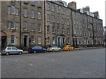NT2572 : Buccleuch Place by John Allan