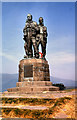 NN2082 : The Commando Memorial, Spean Bridge by David Dixon