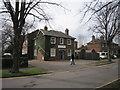 TF0207 : Stamford police station, context by Bob Harvey