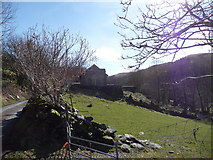 SN7765 : Converted chapel in Ceredigion by Jeremy Bolwell