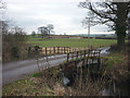 SD5182 : Bridge over Stainton Beck, Kidside by Karl and Ali