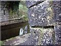 SD5381 : Bench mark on Hodgson's Bridge (157), Farleton by Karl and Ali