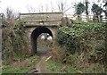 SX1151 : Footbridge, St Catherine's Parade by Derek Harper