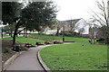 TQ2484 : Maygrove Peace Park by Martin Addison