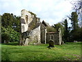 TG1215 : St. Margaret's church at Morton Hall by Ruth Sharville