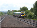 SK4698 : Approaching Swinton Station by Rob Newman