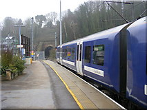 TM1543 : Ipswich Station and Ipswich Tunnel by Glen Denny