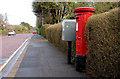 J3974 : Pillar box, Belfast by Albert Bridge