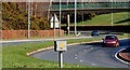 J3874 : Traffic counter, Belfast by Albert Bridge