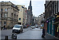 NT2573 : The Royal Mile by N Chadwick