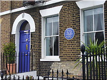 TQ3179 : William Bligh Lived Here by Colin Smith