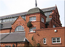 SK5319 : Loughborough - Charnwood Museum by Dave Bevis