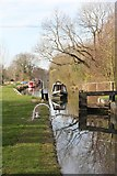 SU6269 : Heading to the lock by Bill Nicholls