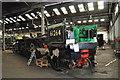SK4175 : LNER B1 61264 at Barrow Hill by Ashley Dace