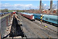 SK4175 : Barrow Hill Coaling Stage by Ashley Dace