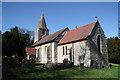 SK7160 : St. Radegund's church by Richard Croft