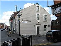 SD8912 : Rochdale:  The 'Corporation Inn', Lower Tweedale Street by Dr Neil Clifton