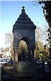 NO7095 : Burnett Ramsay Memorial Fountain (1870) by Stanley Howe
