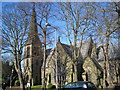 NZ2560 : St. Helen's Church, Low Fell, Gateshead by Les Hull
