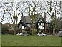 SK6347 : Four Bells, Woodborough by Alan Murray-Rust