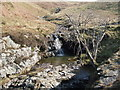 SD6582 : Barbondale waterfall by Adie Jackson