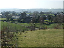SD6382 : St. Bartholomew Church and Barbon village by Adie Jackson