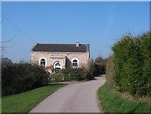 SE5216 : Converted chapel, Little Smeaton by Gordon Hatton