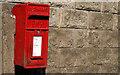 J3582 : Letter box, Whiteabbey by Albert Bridge