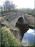 NT3366 : Maiden Bridge, Newbattle Abbey by kim traynor