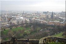 NT2573 : Edinburgh Cityscape by N Chadwick