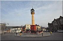 SO1408 : Tredegar Town Clock by andy dolman