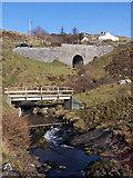 NG5113 : Allt Port na Cullaidh by Richard Dorrell