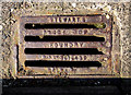 J3271 : Gully grating, Belfast by Rossographer