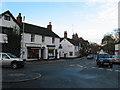 SJ8976 : Prestbury Village by Peter Turner