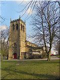 SJ6599 : Pennington Christ Church by David Dixon