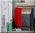 J5849 : Pillar box, Strangford by Albert Bridge