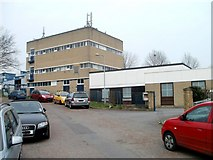 ST2995 : Telephone exchange, Forgeside, Cwmbran by Jaggery