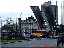 TQ3078 : Vauxhall bus station by Thomas Nugent
