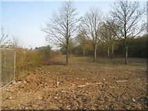 SU6252 : Waste ground by the Ringway by Given Up