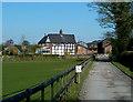 SJ8177 : Manor Farm, Warford, Cheshire by Anthony O'Neil